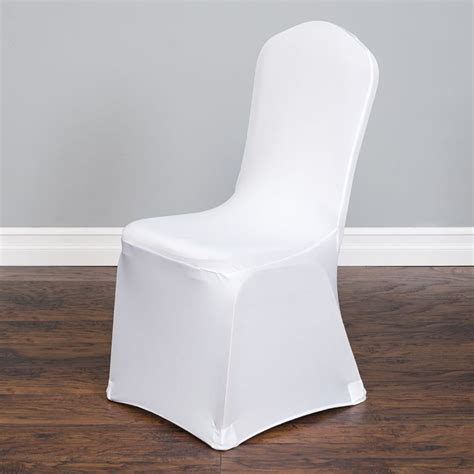 stretch covers for sofas and chairs economy stretch banquet chair cover white party