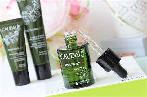 How To Detox Polythenols by Beautyloves Caudalie Polyphenol Overnight Detox