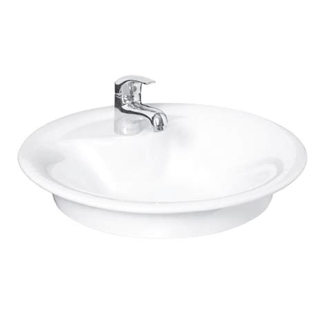 Mansfield Sink by Mansfield 802 Wht 18 Quot Lavatory Vessel Sink White