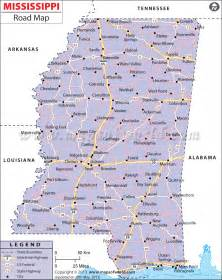Ms State Map by Mississippi Road Map Http Www Mapsofworld Com Pinterest
