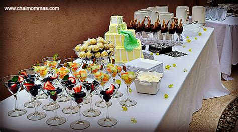 Informal Baby Shower Ideas by A Happy Hour Baby Shower
