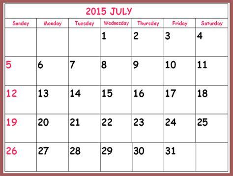 download 2015 june calendar word printable template excel pdf and