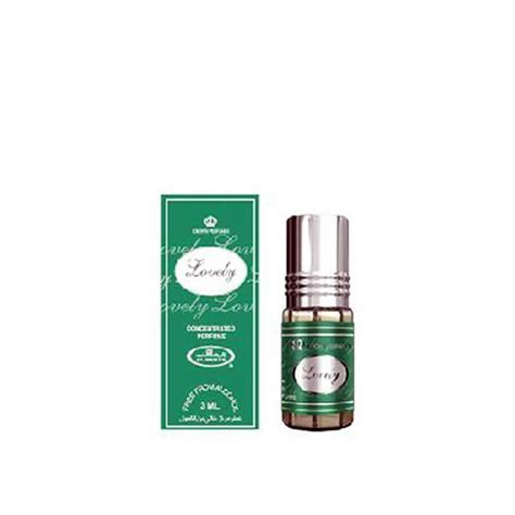 Parfum Al Rehab Lovely parfum al rehab lovely 3 ml