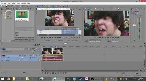 tutorial edit video vegas basic ytpmv tutorial sony vegas 2014 youtube