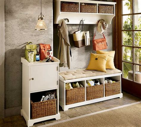 entry way storage small entryway bench ideas this for all