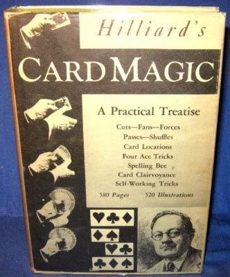 elementary treatise on practical magic books northern hilliard card magic