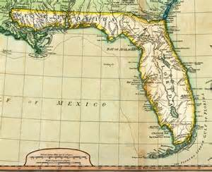 new college of florida cus map detail of florida from a new and general map of the