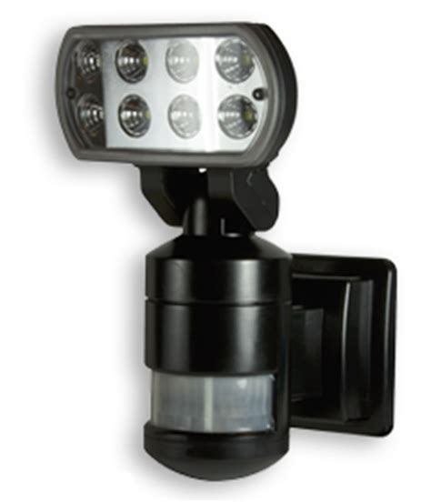 versonel nightwatcher pro 8 led security motion track light versonel nightwatcher led robotic security motion tracking