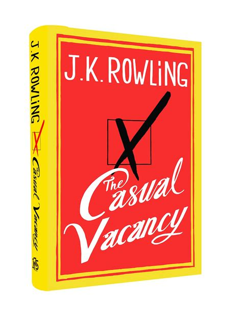 Jk Rowling The Casual Vacancy amaterasu reads the casual vacancy by j k rowling book launch