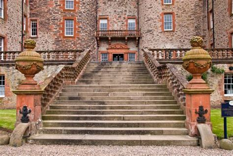 Houses With Stairs thirlestane castle lauder scottish borders historic