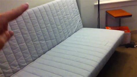 How To Make A Futon Mattress by How To Reassemble An Beddinge Futon