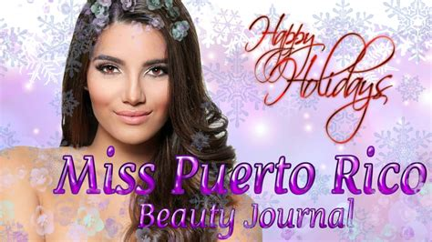 beauty journal voyforums miss puerto rico beauty journal