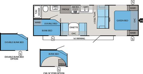 26 ft travel trailer floor plans jayco travel trailer floorplans