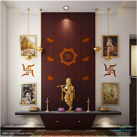 pooja room designs images  pinterest