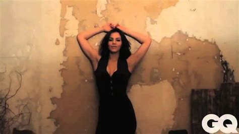 watch the women of gq behind the scenes with erin andrews gq katharine mcphee behind the scenes of her 2012 gq magazine