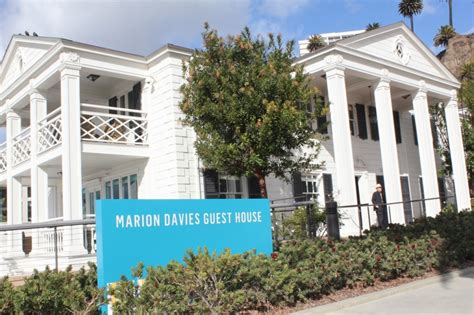 marion davies house marion davies brings guest house to westside