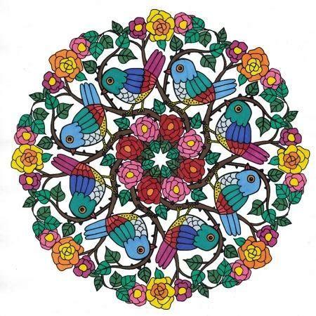 imagenes de mandalas sobre la naturaleza 3 mandalas para colorear manualidades