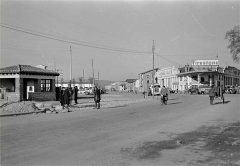 fotos antiguas vitoria archivo municipal fotos historias de la vieja gasolinera alas ser vitoria
