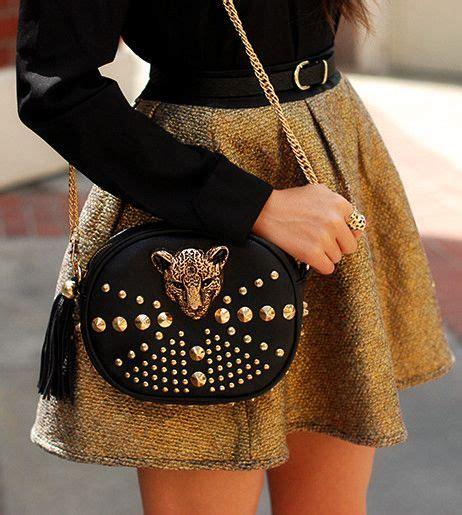 Ezra Studded Ab Bag Black best 25 studded bag ideas on tote handbags