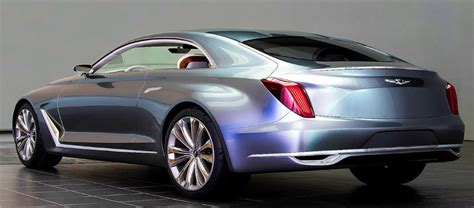 2018 hyundai genesis coupe redesign concept and specs