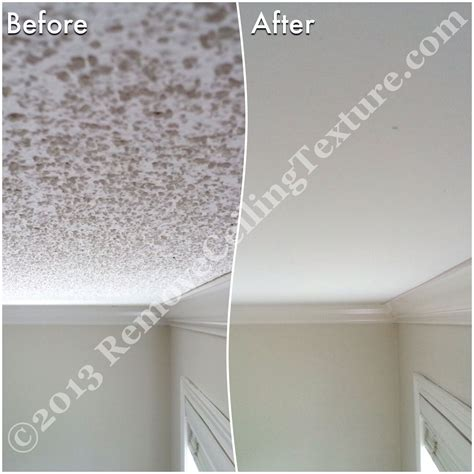 How To Remove A Textured Ceiling by Drywalling Textured Ceilings Vs Ceiling Texture