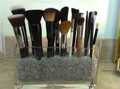 put in makeup brush holder joyce diy wednesday make your own brush holder