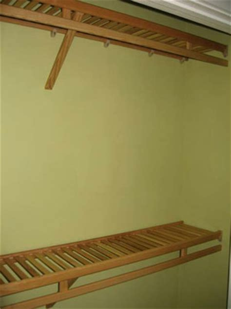 how to make ventilated wold shelving woodworking talk