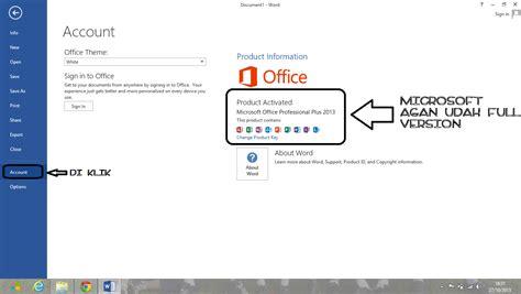 Instalasi Microsoft Office quot my microsoft quot cara instalasi ms office version