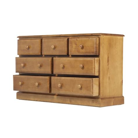 Country Pine Chest Of Drawers by Country Pine 3 4 Chest Of Drawers Lifestyle