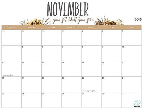 printable calendar 2018 imom 2018 printable calendar for moms imom