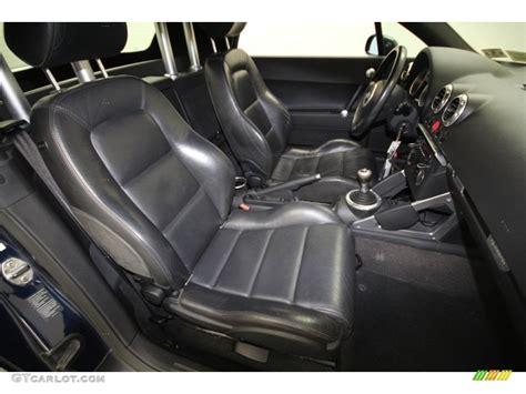 Audi Tt Interior 2002 by 2003 Audi Tt 1 8t Quattro Roadster Interior Photos