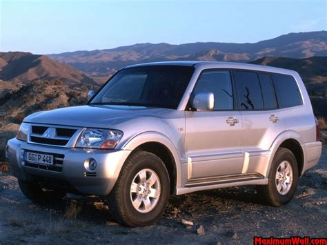 how to learn about cars 2004 mitsubishi pajero electronic throttle control 2004 mitsubishi pajero iii pictures information and specs auto database com