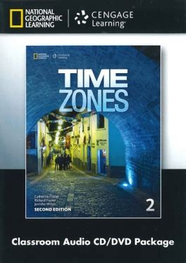 Dvd Timezone time zones second edition explore discover learn