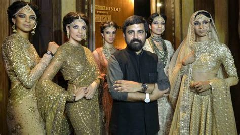 label design in kolkata ace indian fashion designer sabyasachi mukherjee insights