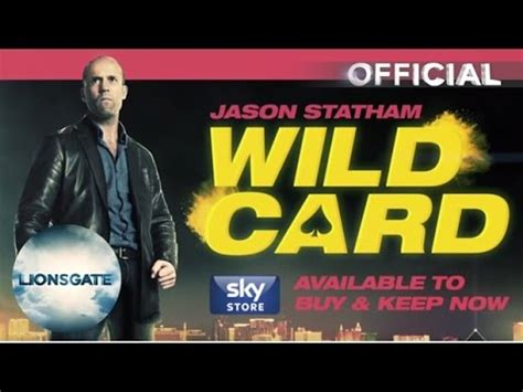 watch wild card 2015 full movie online wild card available to buy keep now in sky store youtube
