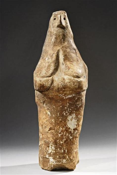 neolithic stone female quot idol quot 2500 bc 1900 bc price