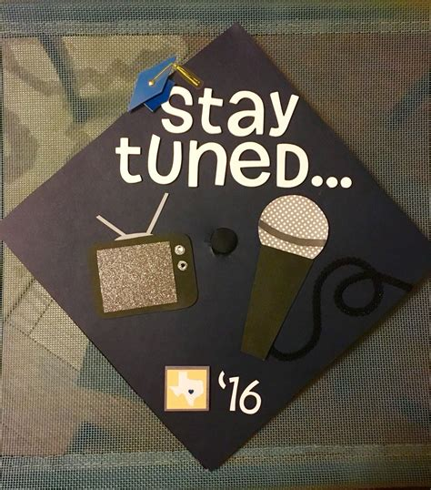 Journalism Major by My Graduation Cap Journalism Major Future Reporter
