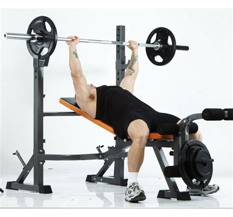 bench trainers weight bench aibi fitness consumer range
