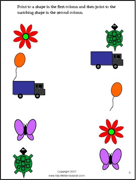 printable shapes for 3 year olds your 2 and 3 year old will match shapes and learn about