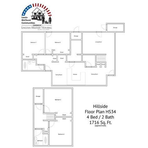 hillside floor plans hillside floor plan hs34 floorplans hillside lincoln