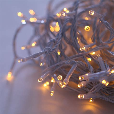white led christmas lights white cord lights com string lights christmas lights warm white