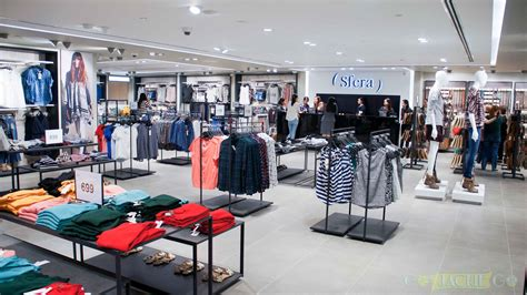 New Store Alert by New Store Alert Sfera Now Open In Sm Makati