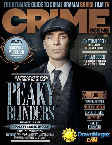 crime scene issue     magazines