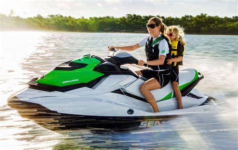 jet ski vs jet boat 2014 sea doo gts 130 vs sea doo spark personal watercraft