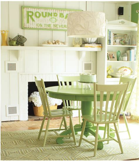 green dining room table cottage coastal decor 500 maine cottage giveaway home