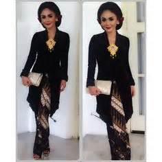 Blouse Aqilla Telor Asin beautiful black velvet kebaya my style festivals beautiful and kebaya