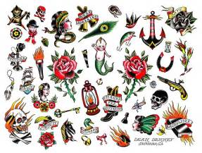 inspirations on pinterest traditional tattoo flash