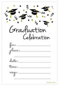 graduation celebration invitations fill in style 20 count with envelopes arts entertainment
