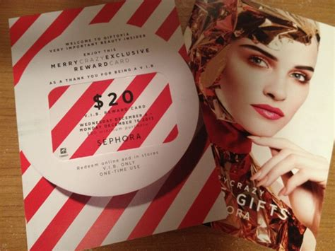 Sephora Gift Card Australia - sephora vib december gift card gift ftempo