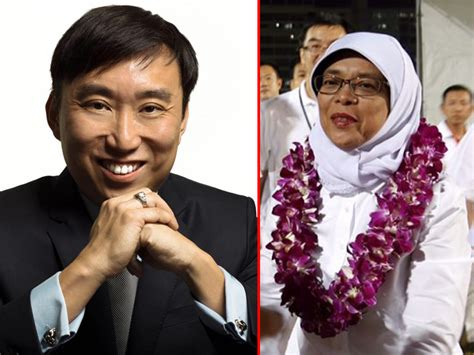 biography of halimah yacob calvin cheng speaker of parliament role doesn t make